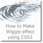 How to make Ripple effect using CSS3