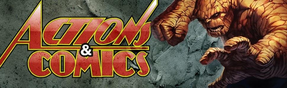 Actions e Comics Autoral