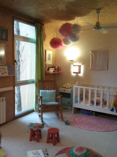Puerta al sur ideas para decorar un cuarto infantil el - Iluminacion habitacion bebe ...