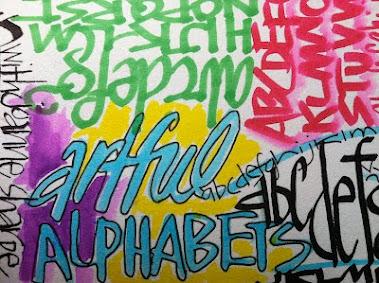 Joanne Sharpe/Artful Alphabet