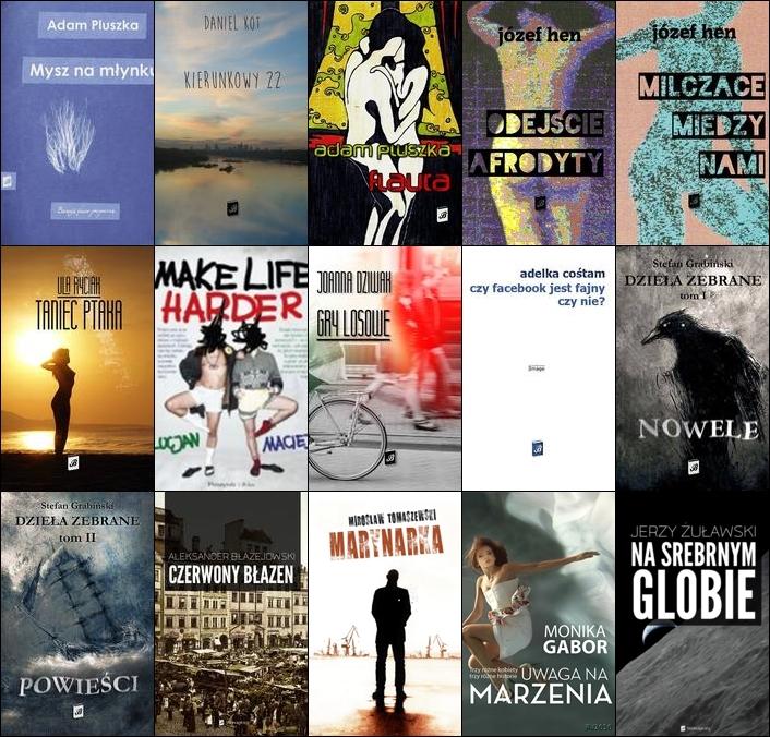 Stosiki na Światowy Dzień Książki i Praw Autorskich