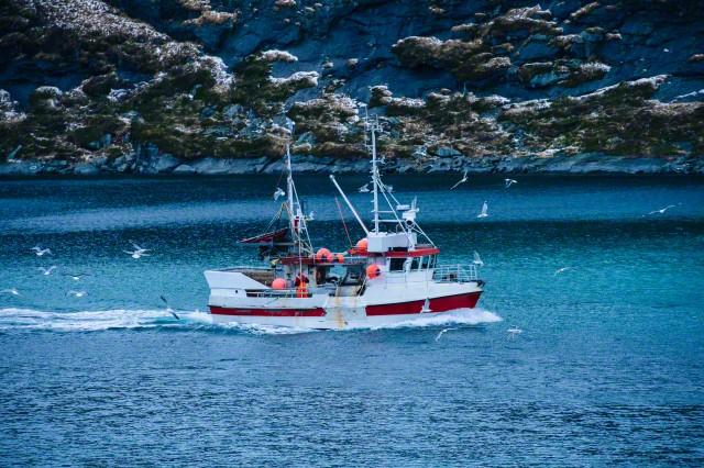 Norway travel blog tourism travel guide sea fishing for Circle fishing boat