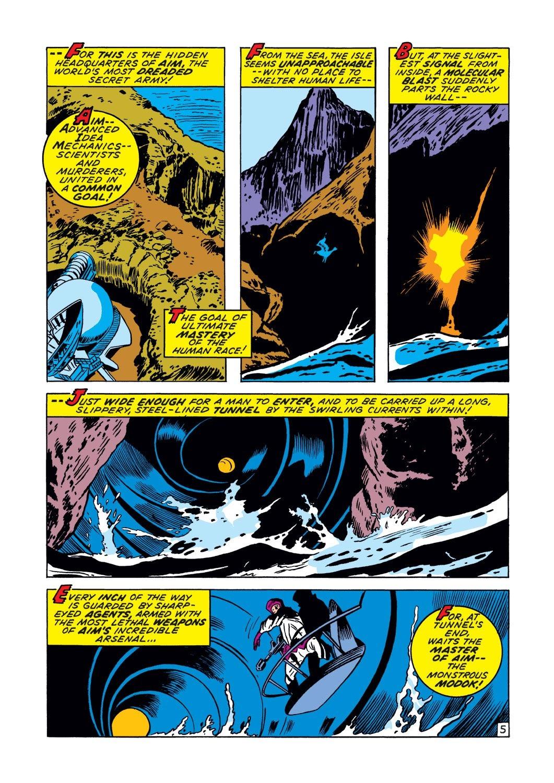 Captain America (1968) Issue #132 #46 - English 6