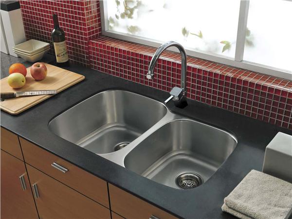 Granite Vs Stainless Steel Sink : ... stainless steel sinks ceramic sinks and granite kitchen sinks