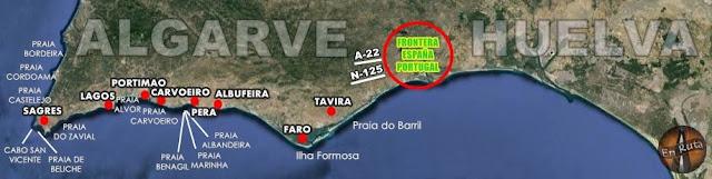 Mapa-Algarve-Portugal