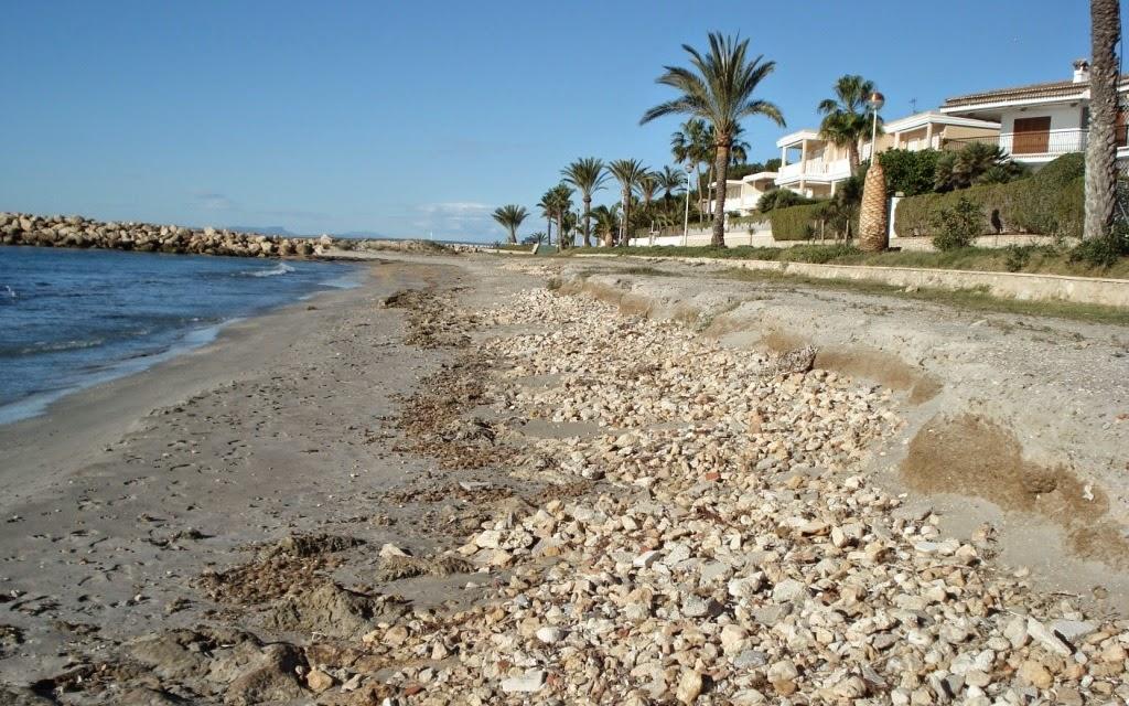 playa santa pola sin