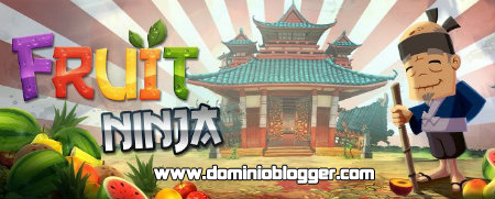 Fruit Ninja Frenzy en Facebook
