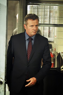Aidan Quinn as Captain Toby Gregson in CBS Elementary