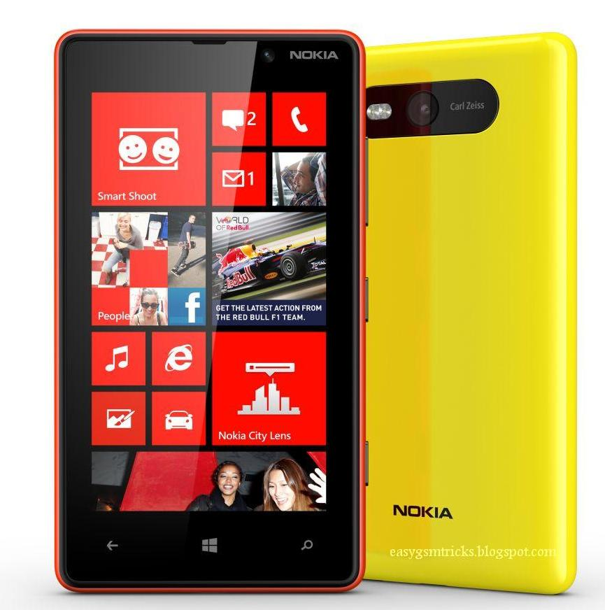 Download RM-824 Flash File For Nokia Lumia 820
