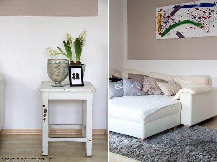 Saskiarundumdieuhr neues wohnzimmer durch altes sofa - Neues wohnzimmer ...