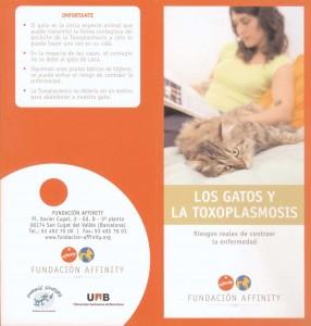 Els GATS i la TOXOPLASMOSIS