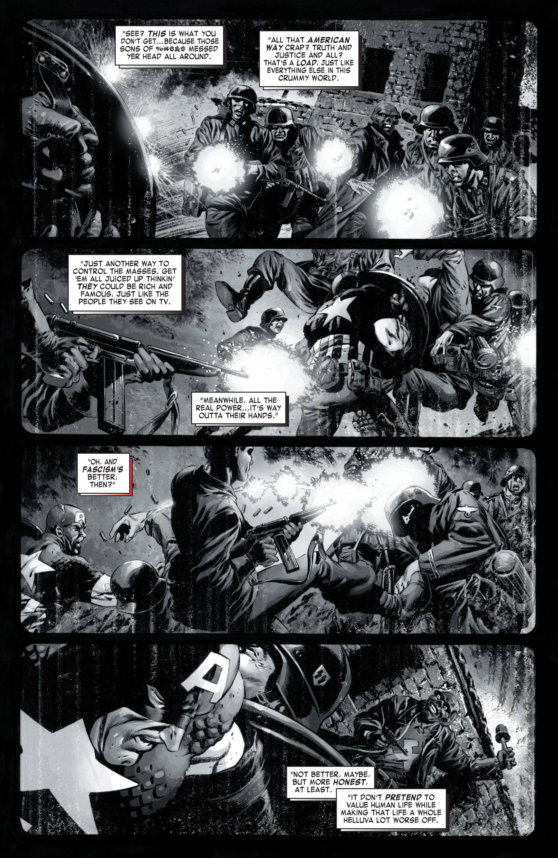 Captain America (2005) Issue #15 #15 - English 4