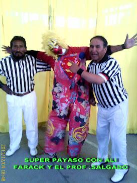 LIDER y las Cholitas Luchadoras: