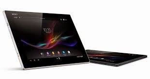 Review Tablet Sony Experia Z4 dengan 4G LTE