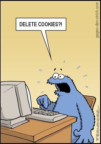 Delete Cookies