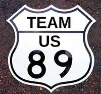 Please join The US 89 Team