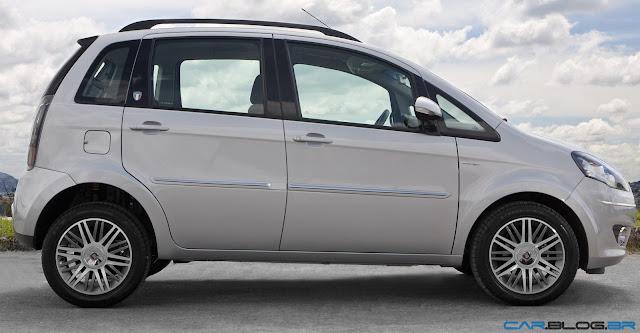 Fiat Idea 2013 prata