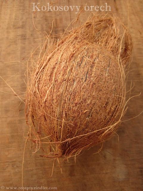 Kokosový orech नारियल