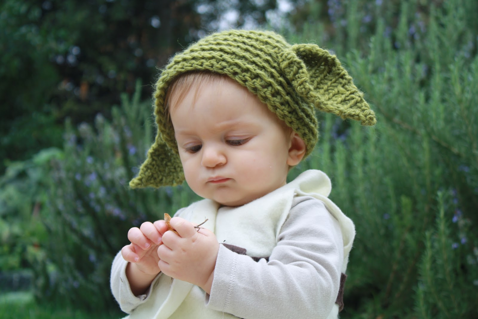 The Frugal Mama Files: Bringing crochet, and Yoda, back from the \'70s
