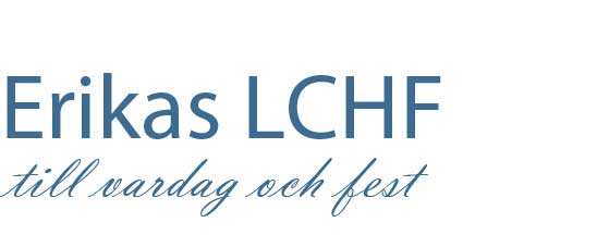 LCHF till vardag och fest