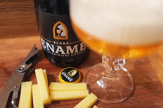 Бельгийское пиво Ename Blond Энейм Блонд