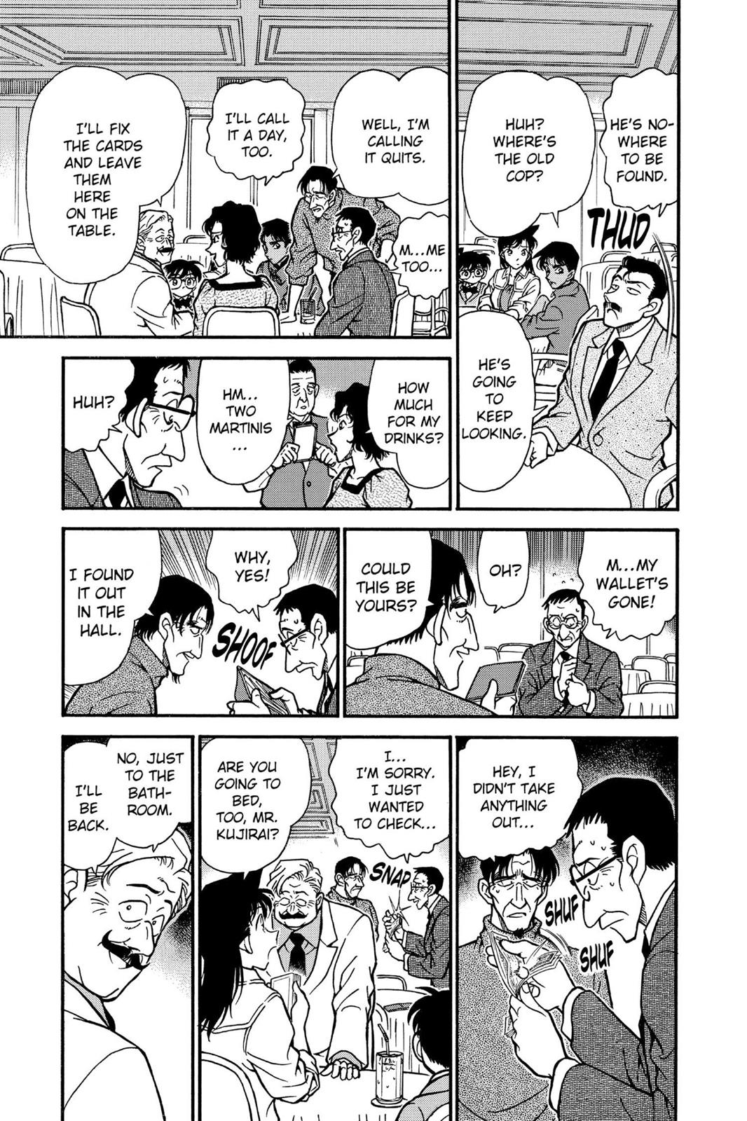 Detective Conan Chapter 226 page 11