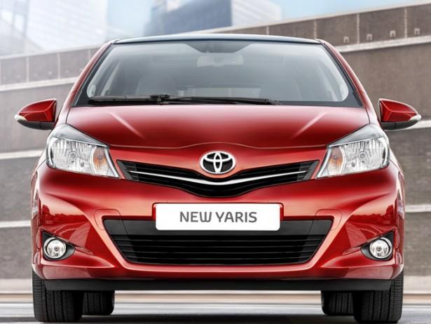 Toyota Yaris Terbaru 2013 | Fitur dan Spesifikasi