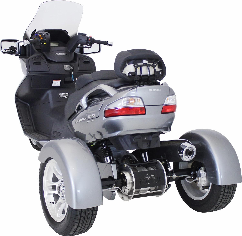 Blog do wilson roque suzuki burgman 650 trike for Motor trike troup texas