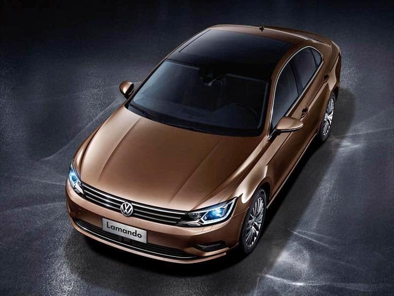Volkswagen Lamando 2015