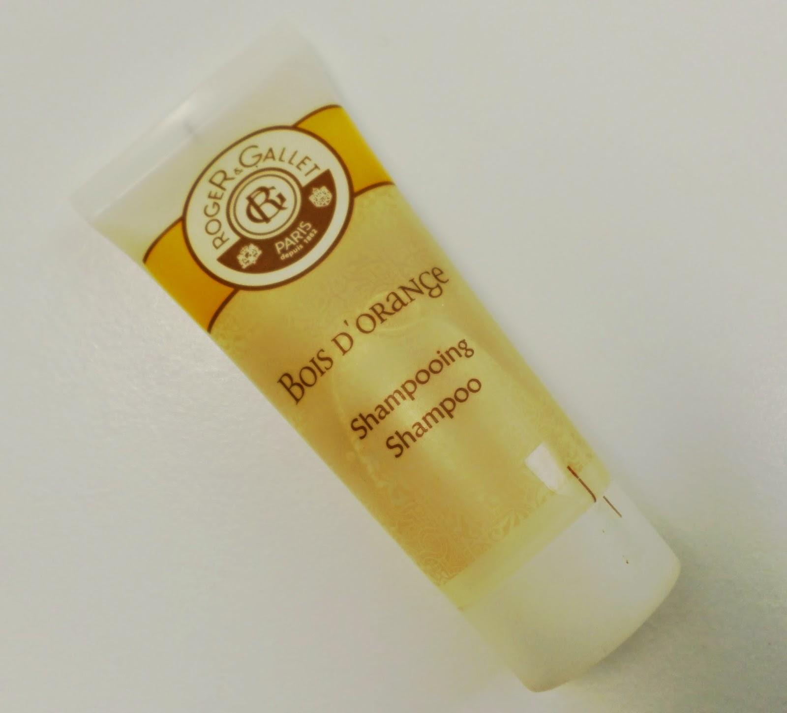 Roger & Gallet Bois D'Orange Shampoo