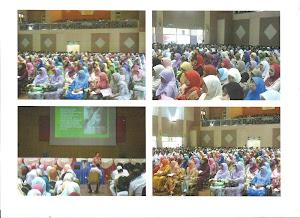 Tongkat Ali Nu-Prep 100 (paten US,EU) Seminar Kesihatan Sentiasa Dibanjiri Penonton serta Soalan