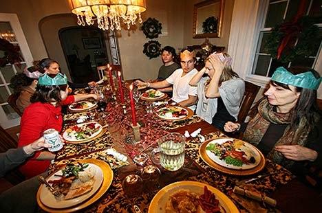 Dicas para ceia de natal - como arrumar a mesa