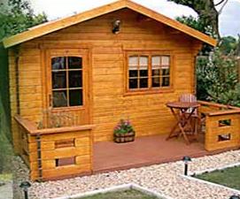 Planos casas de madera prefabricadas casetas prefabricadas for Casas de madera baratas pequenas