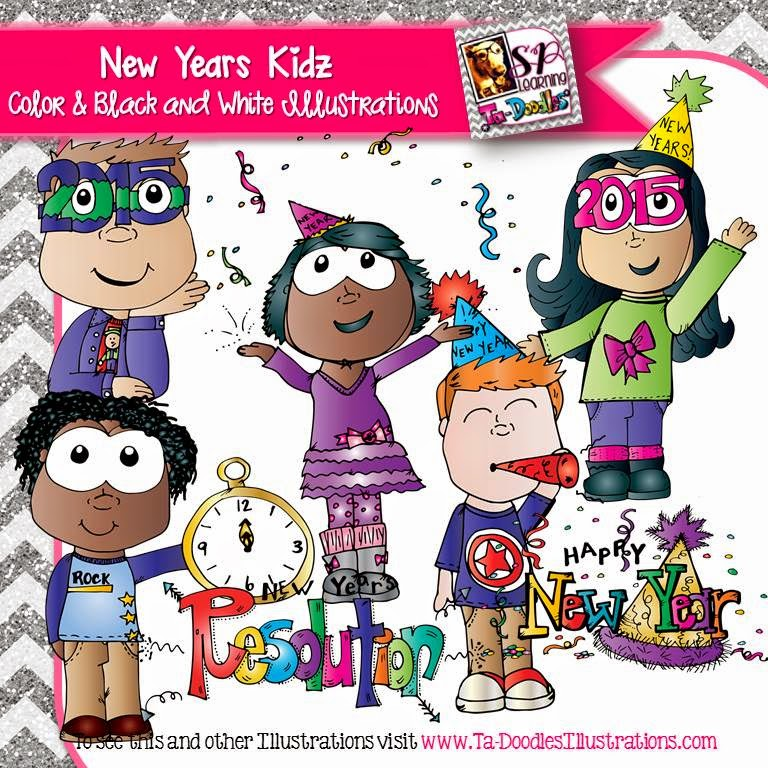 http://www.teacherspayteachers.com/Product/New-Years-Kids-Ready-to-Celebrate-Commercial-Clipart-1613196