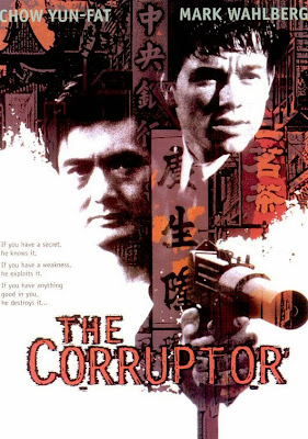 The Corruptor 1999 Hindi Dubbed DVDRip 300mb