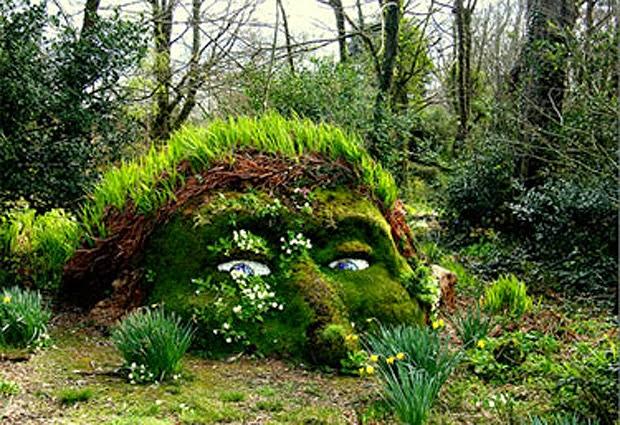 Dise o de jardines jardines espectaculares ejemplos de for Ejemplos de jardines