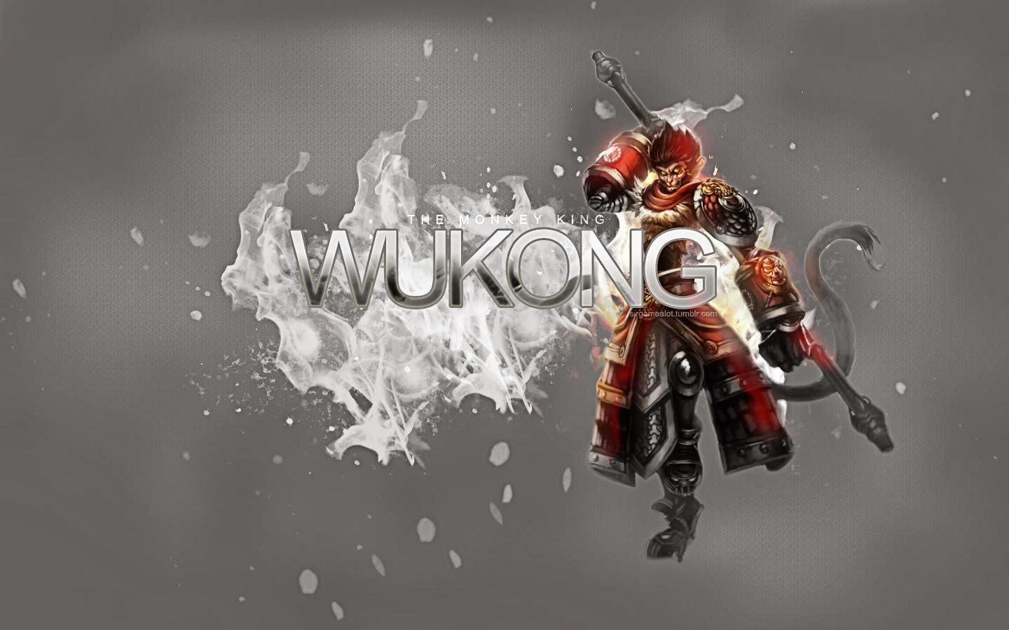 WuKong League Of Legends Wallpaper