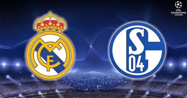Real Madrid vs FC Schalke 04 UEFA 2015 Live Streaming