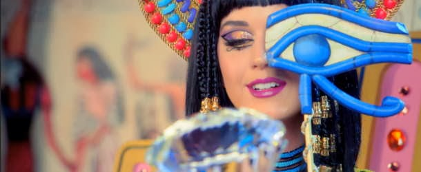 Katy Perry Dark Horse Illuminati y masón