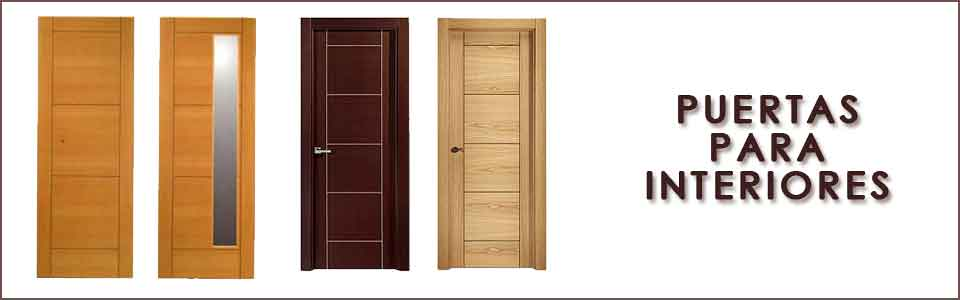 Puertas keren fabrica de puertas for Fabrica de puertas de interior