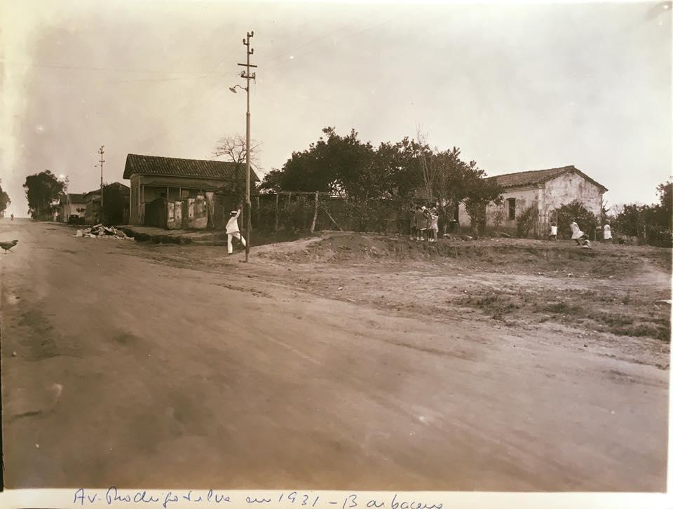 Rua Rodrigo Silva de Barbacena 1931