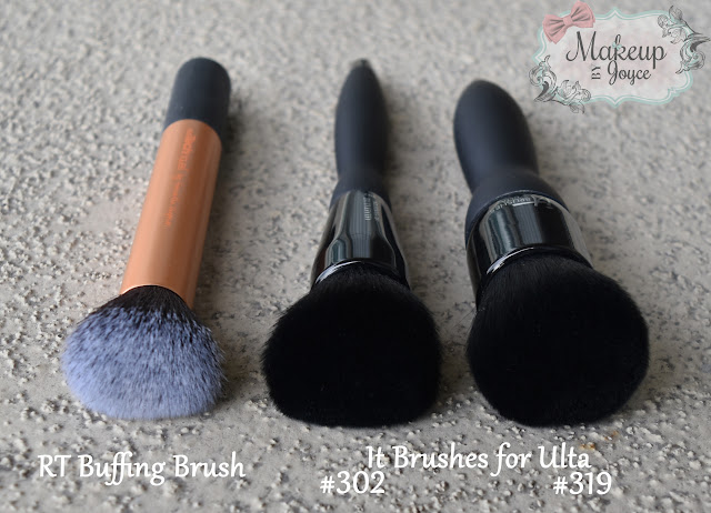 It Brushes for Ulta #302 Brush Review