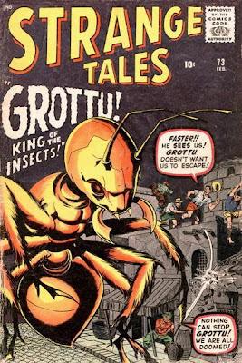 Strange Tales Grottu