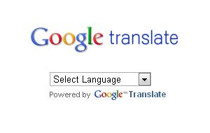 Google Translate Bahasa Jawa, Terjemahan Bahasa Jawa