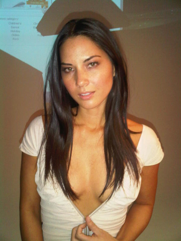 Olivia Munn Leaked Photos 2012