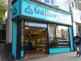 Galloways Pie Shop Review