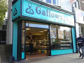 Galloways Pie Shop Review