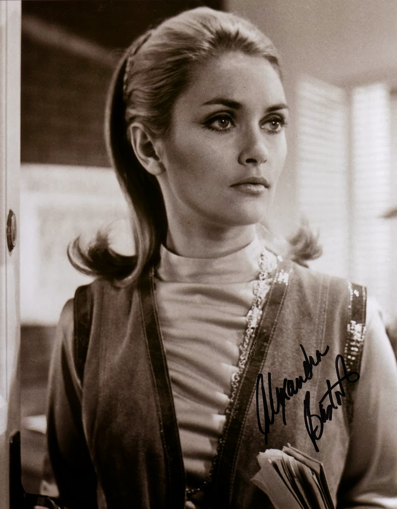 Alexandra Bastedo Net Worth