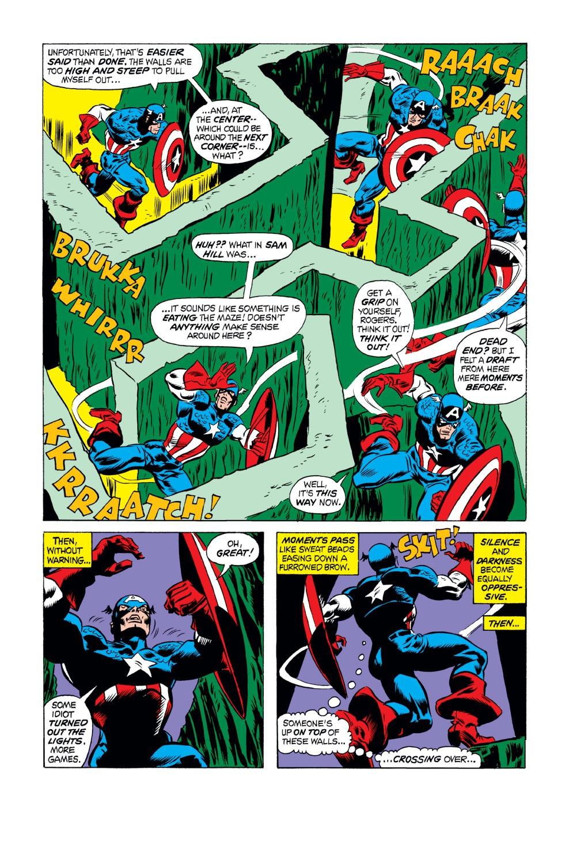 Captain America (1968) Issue #187 #101 - English 7