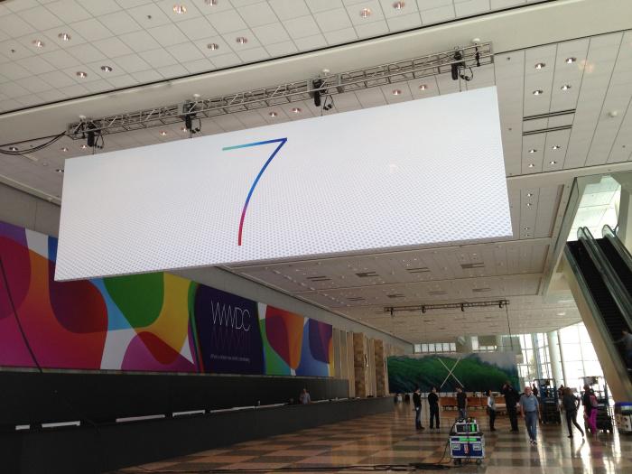 iOS 7 hanging